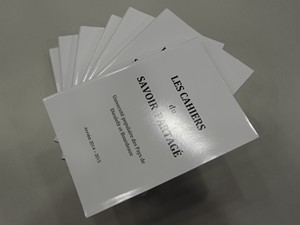 Les cahiers du SAVOIR PARTAGE