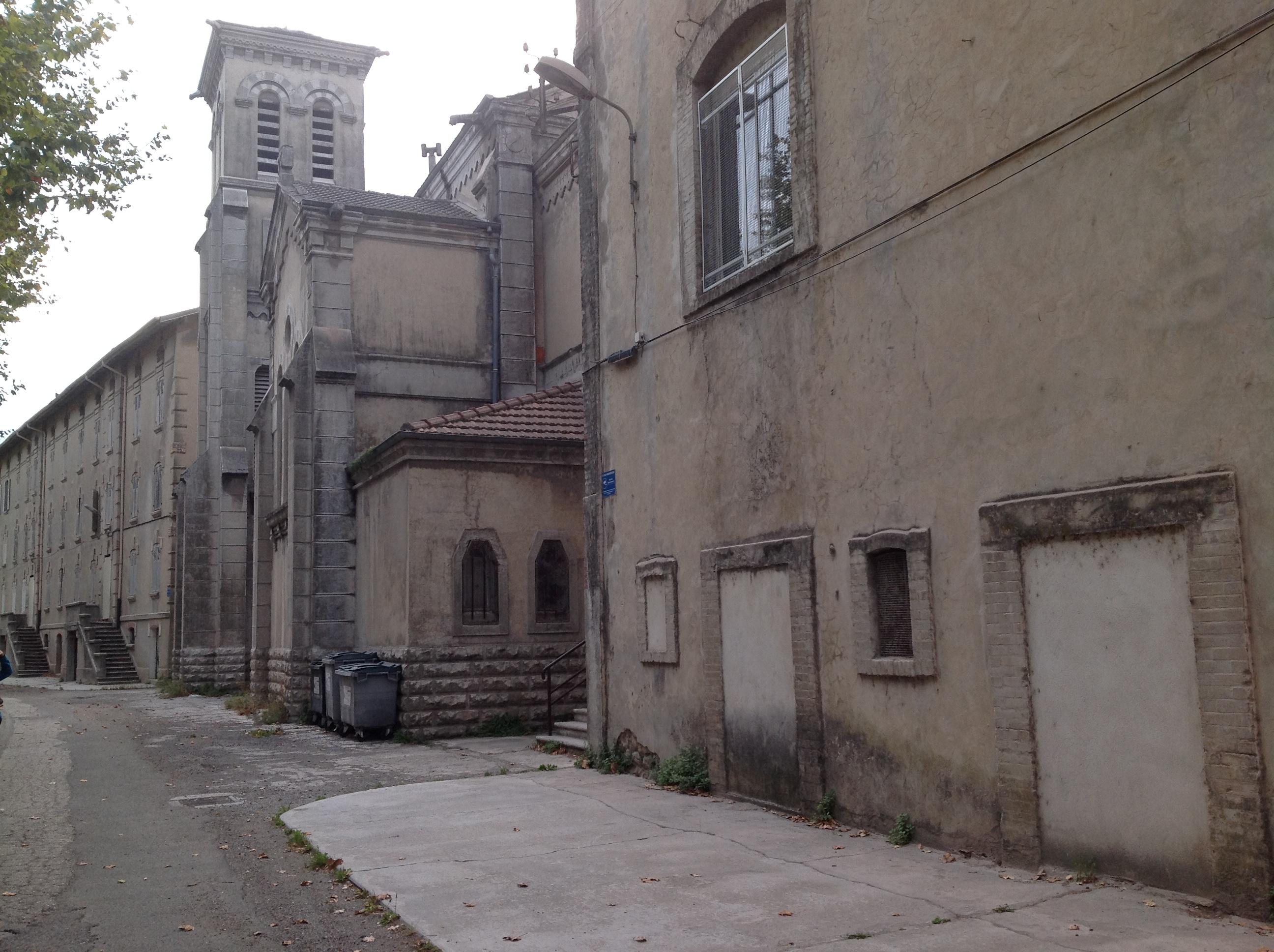 Le 19.10, visite de la Cité Lafarge à Viviers