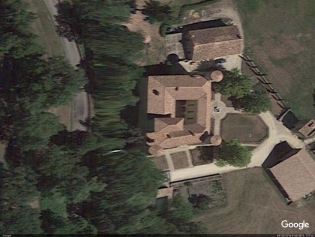 Le 09 octobre, visite du Château Saint André.