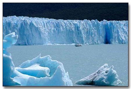 Glaciers du monde, merveilles des hautes montagnes et des régions polaires.