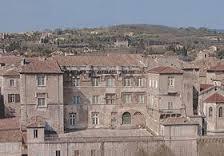 Visite de la vieille ville de Bourg Saint Andeol et du Palais Episcopal le 03 novembre