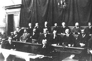 Les jurés de la cour d'assise