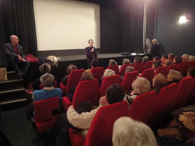 projection du film Dieulefit le village des justes au Labor