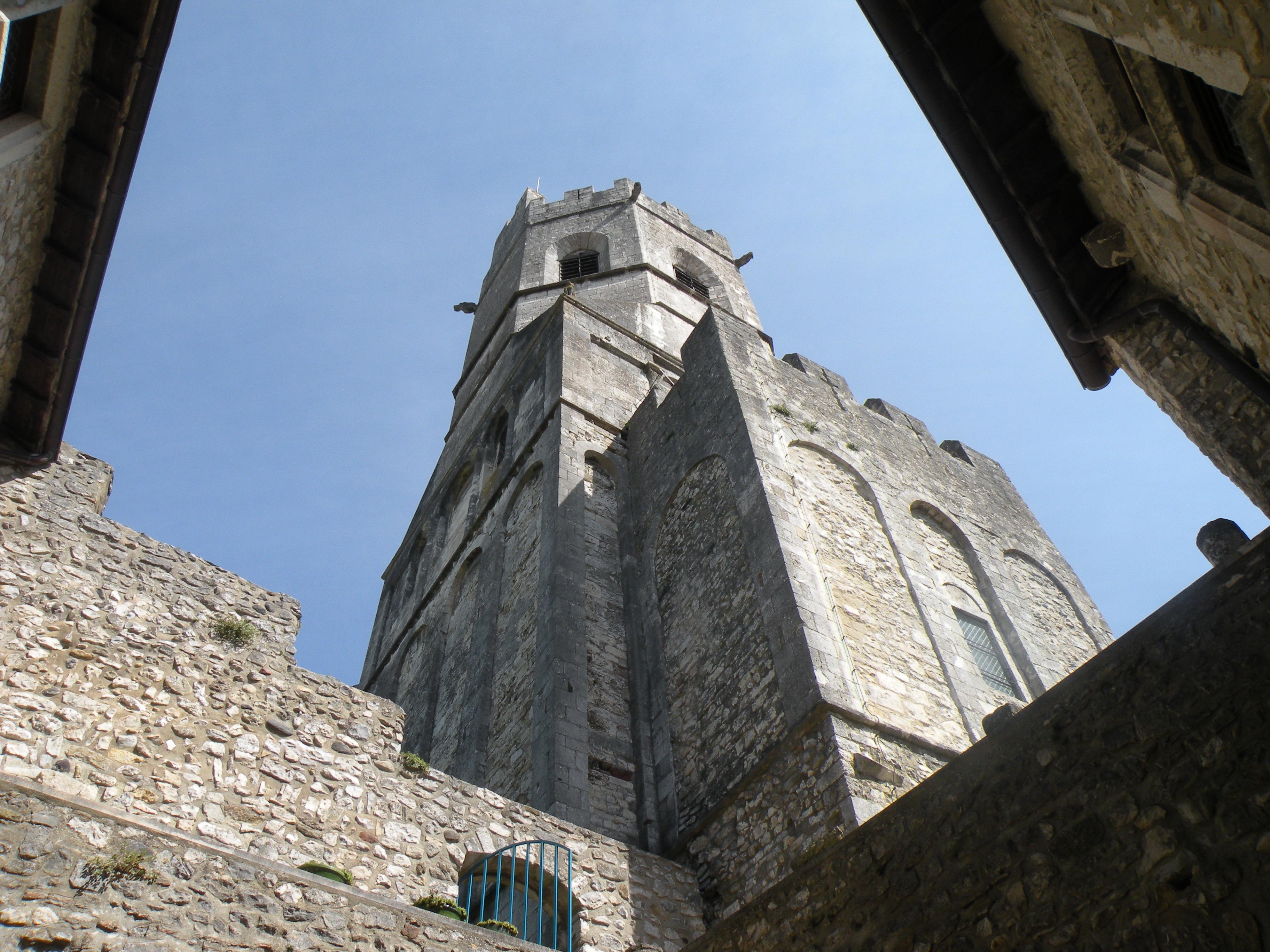 La tour de la Cathédrale.
