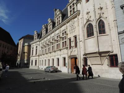 Fleuron du patrimoine architectural grenoblois, L'ancien palais du Parlement, remarquable bâtiment, fut pendant plus de 500 ans le siège de la Justice à Grenoble.