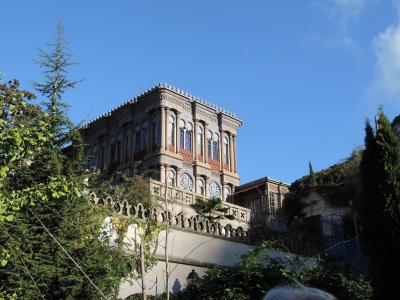 la villa LA CASAMAURES