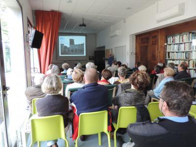 Conférence préparatoire pour la visite de Grenoble par Alain TILLIER