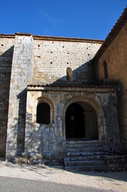 Eglise SAN SAMONTA